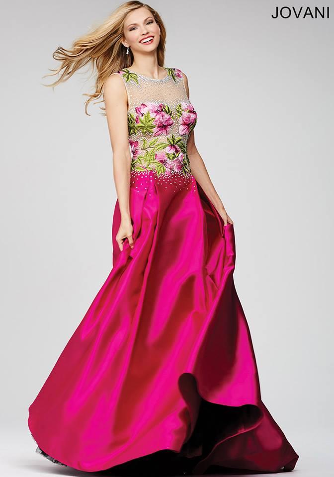 vakarine suknele Jovani 24915
