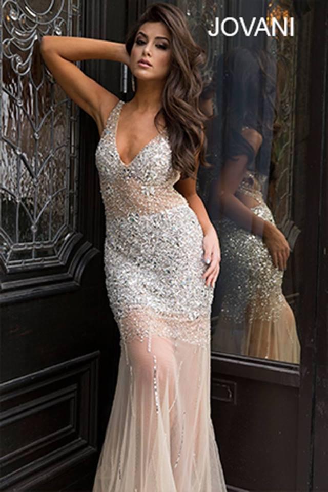 vakarine suknele Jovani 90736 2