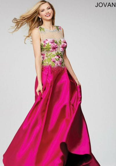 Evening dress Jovani 24915