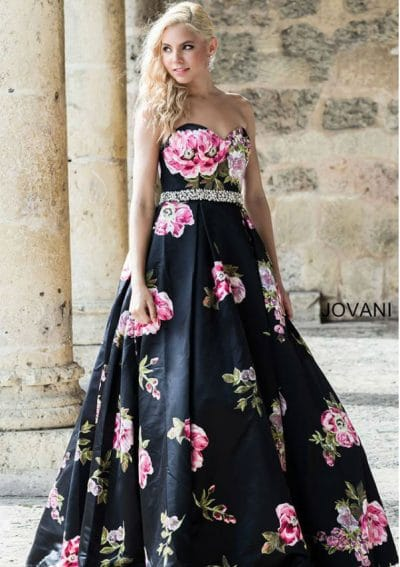 Evening dress Jovani 23947