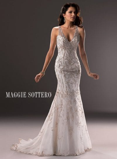 Blakely wedding dress