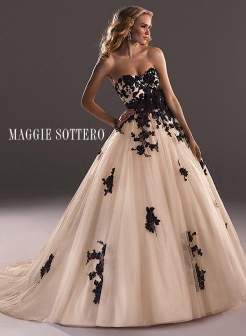 Cosette vestuvinė suknelė