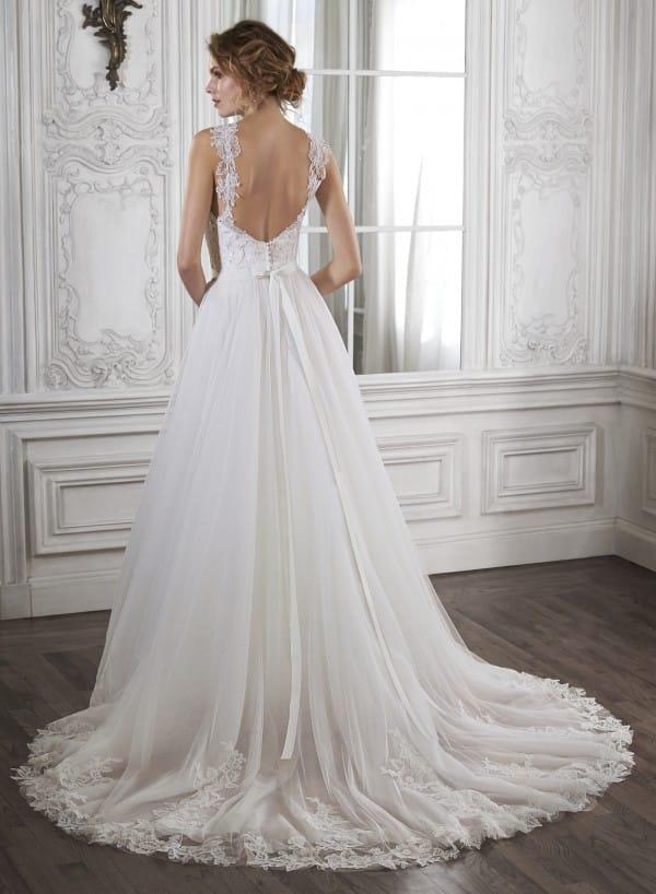 crystal vestuvine suknele