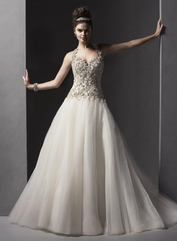 Danica vestuvinė suknelė