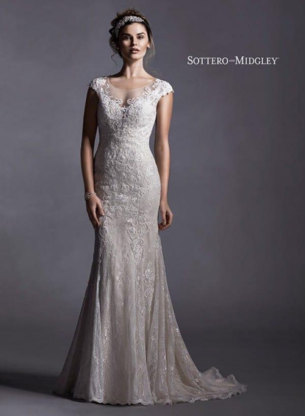 Quinlynn vestuvinė suknelė