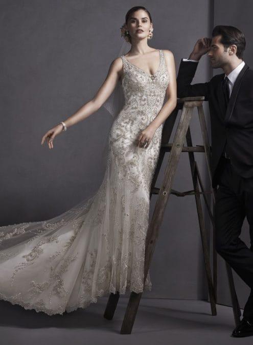 Chavelle vestuvinė suknelė