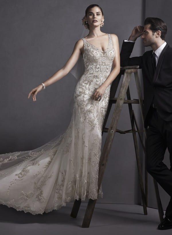 chavelle vestuvine suknele