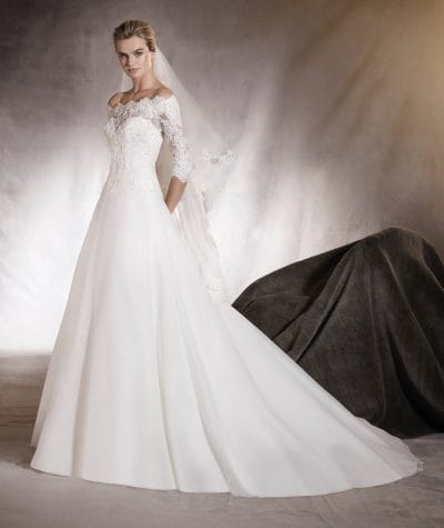Algeciras wedding dress