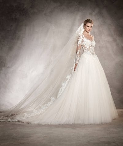 Arlene wedding dress