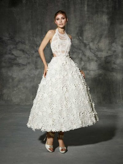 Besalu wedding dress