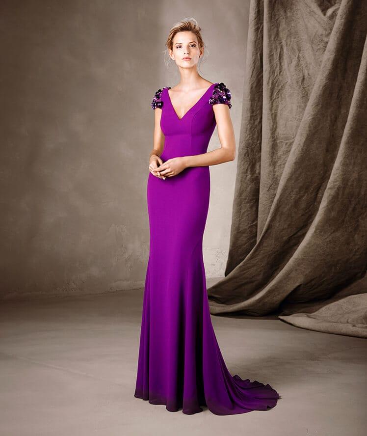 Cecilia Pronovias Fiesta vakarinės suknelės