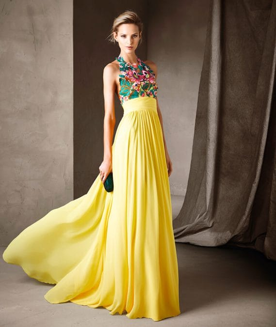 Ilga Cisca suknelė
