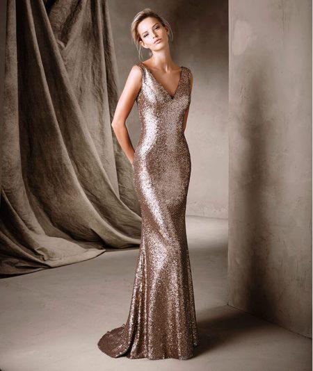 Corela suknelė