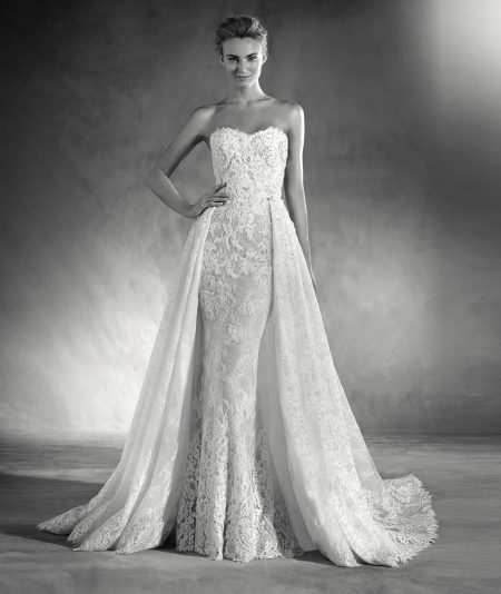 Edith wedding dress