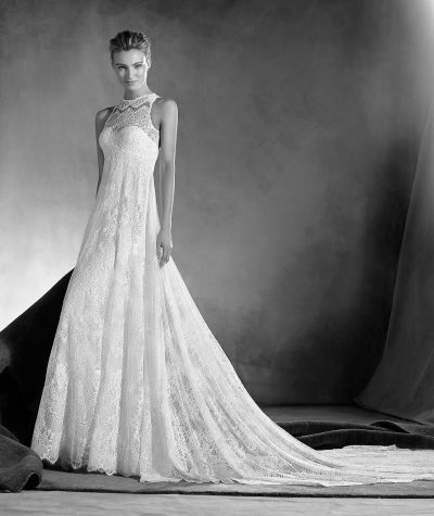 Elideth wedding dress