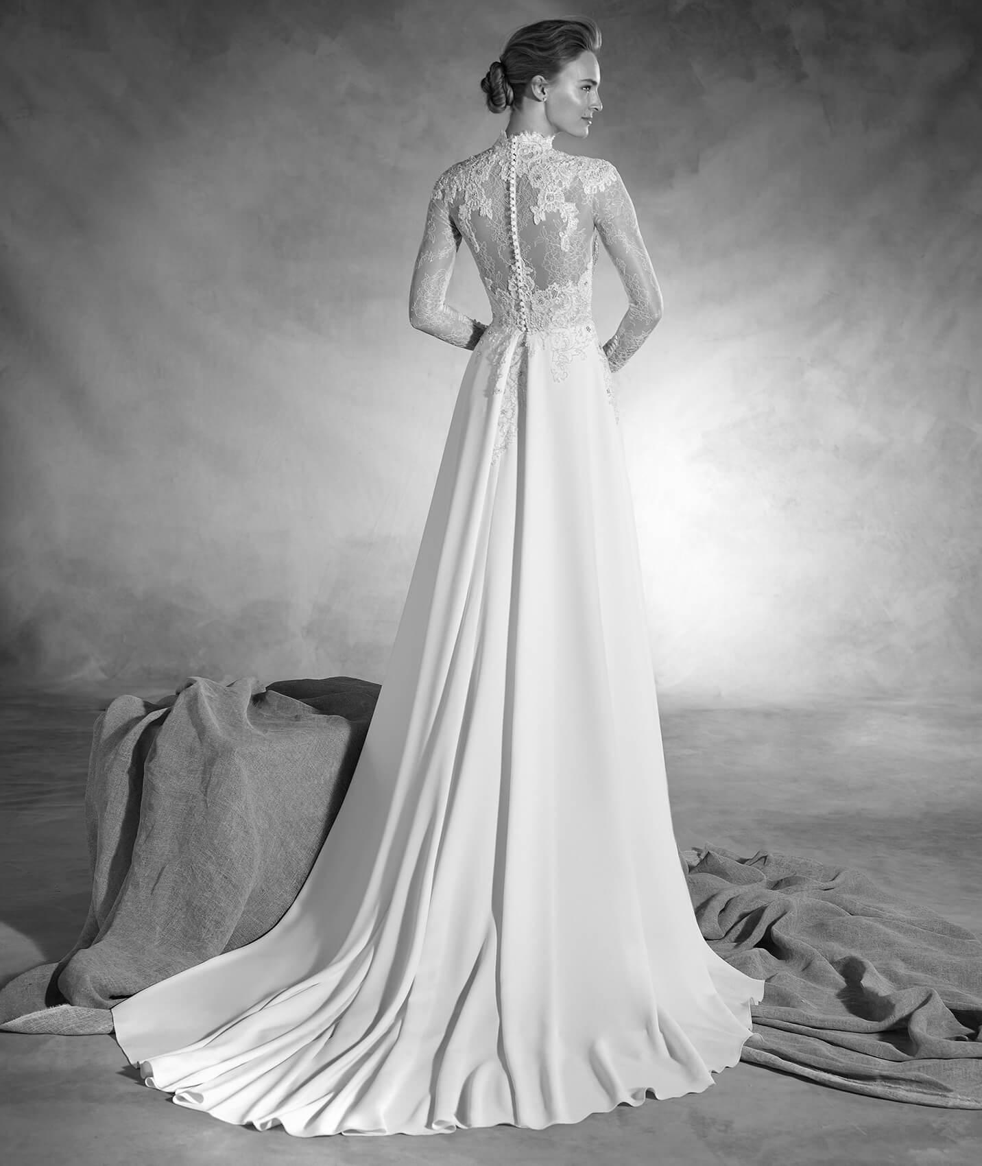 Nacar vestuvine suknele 2