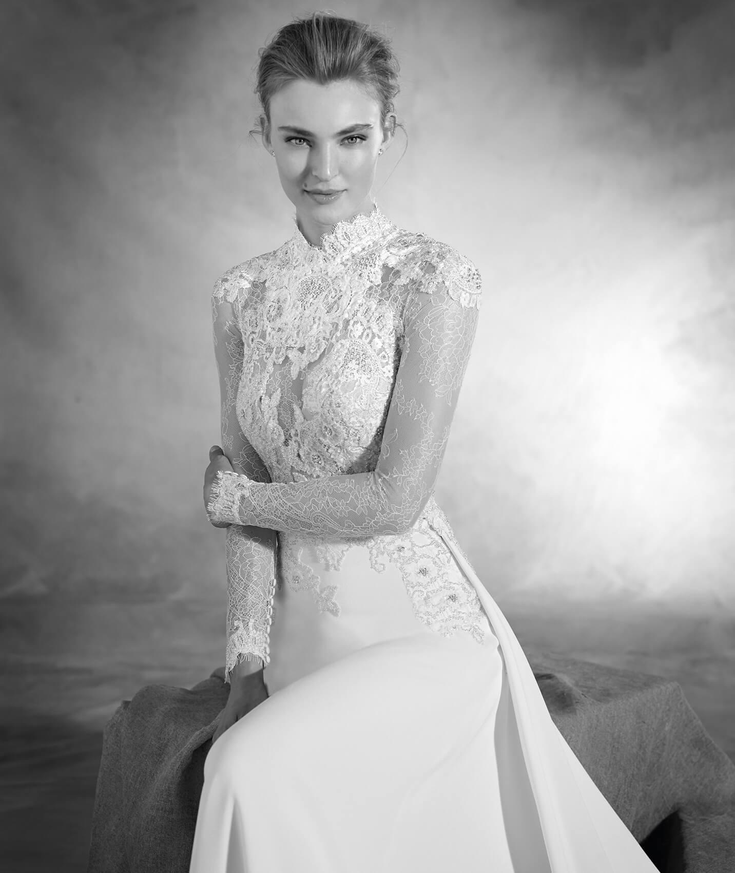 Nacar vestuvine suknele 3