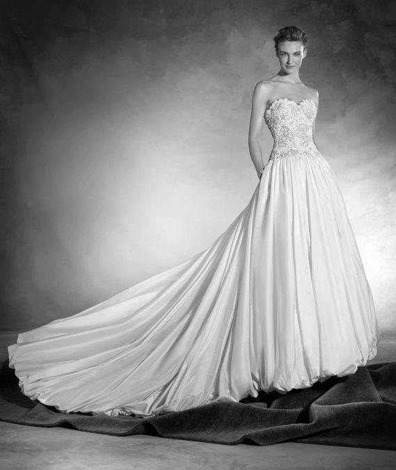 Nadira vestuvinė suknelė