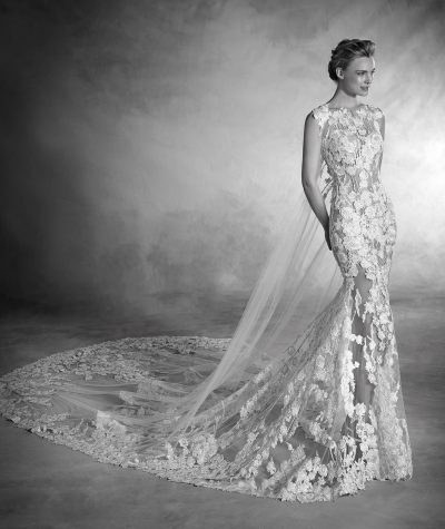 Natura wedding dress