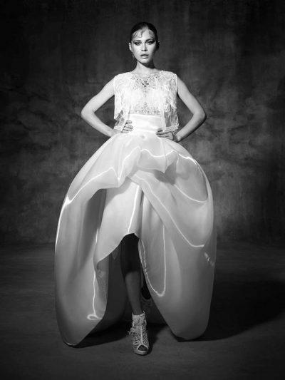 Numancia wedding dress