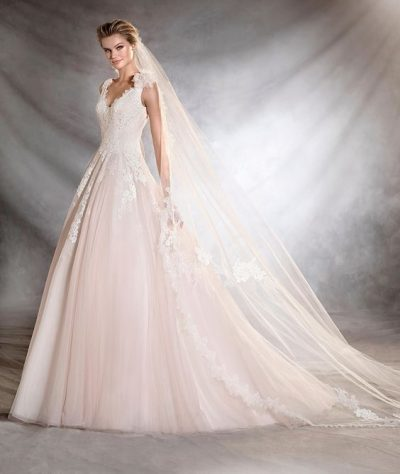 Oana wedding dress