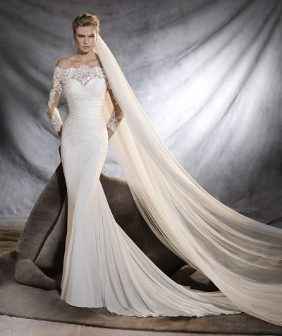 Orsa wedding dress