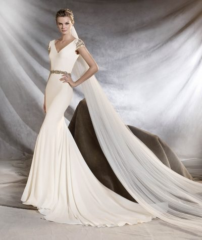 Orville wedding dress