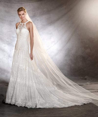 Osorno wedding dress