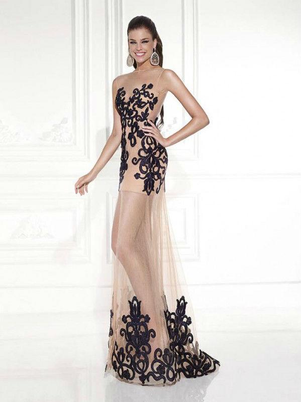 Tarik Ediz Couture Вечерние платья