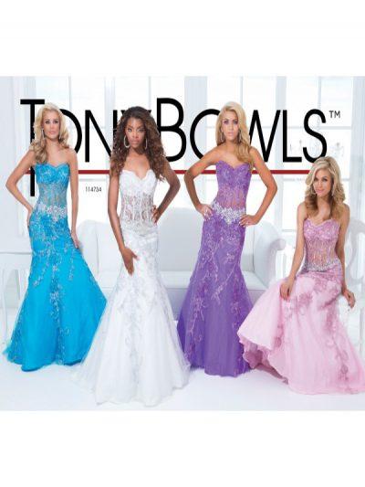 Tony Bowls 114734