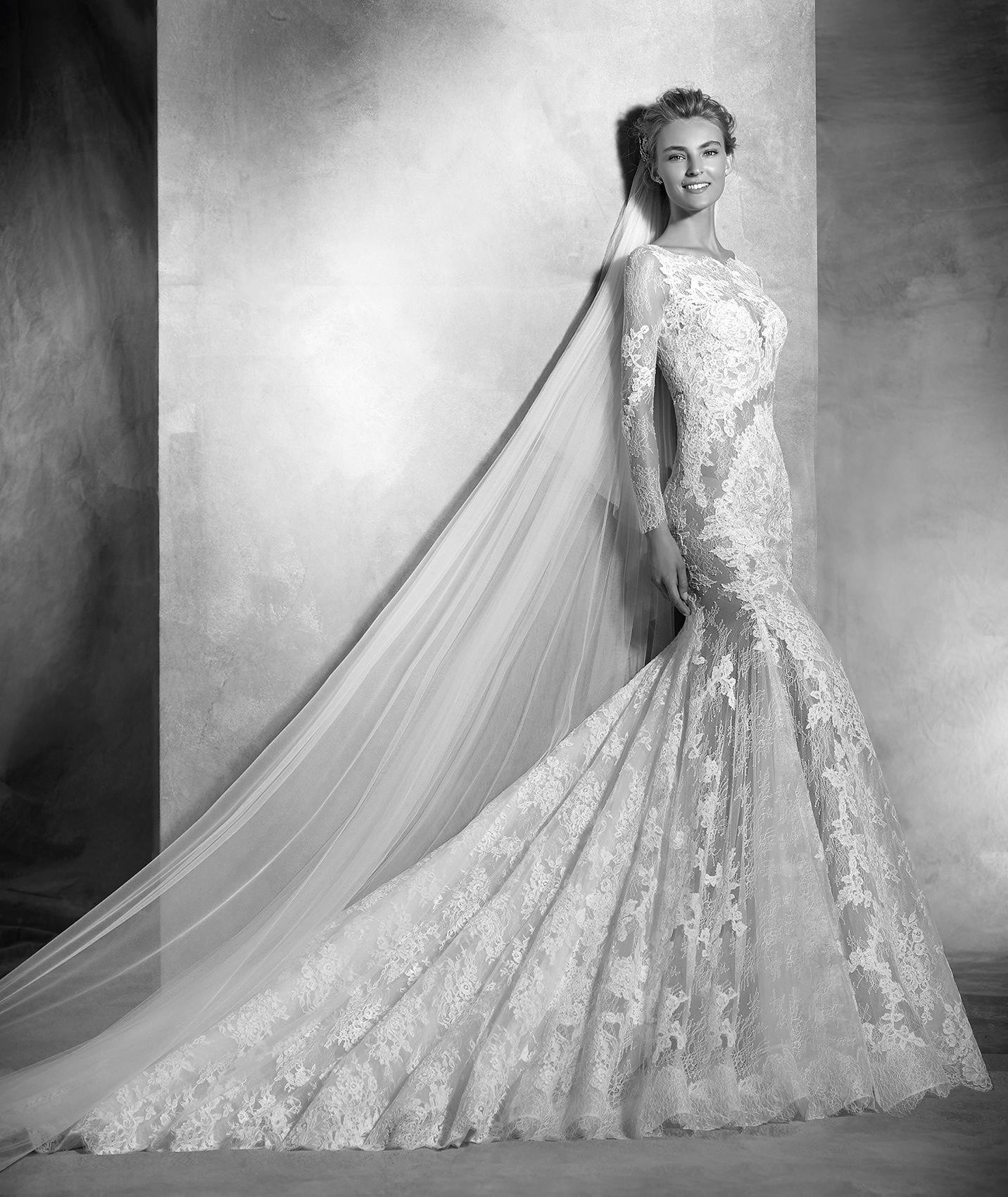 varel vestuvine suknele