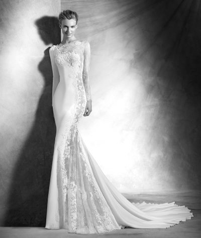 Veda wedding dress