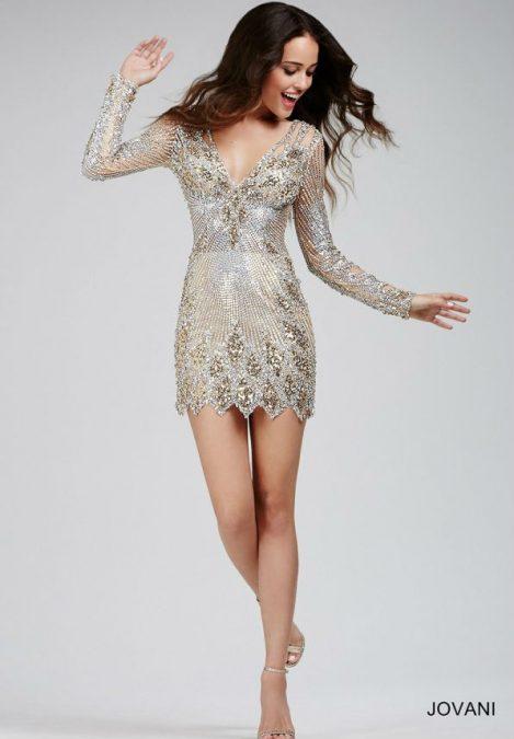 Proginė suknelė Jovani 27205
