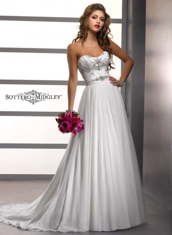 Adele vestuvinė suknelė
