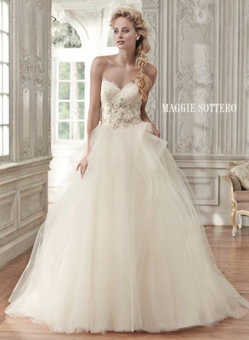 Aracella vestuvinė suknelė