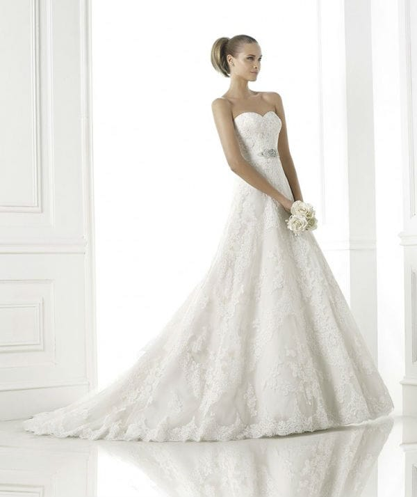 Basma wedding dress