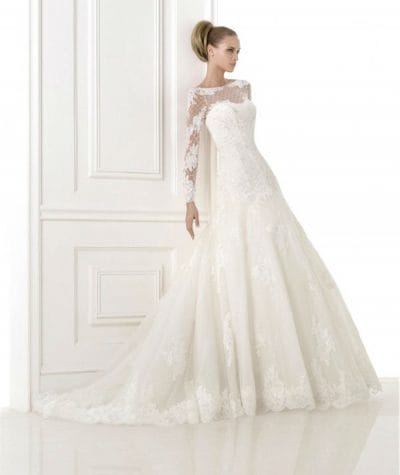 Bastiana wedding dress