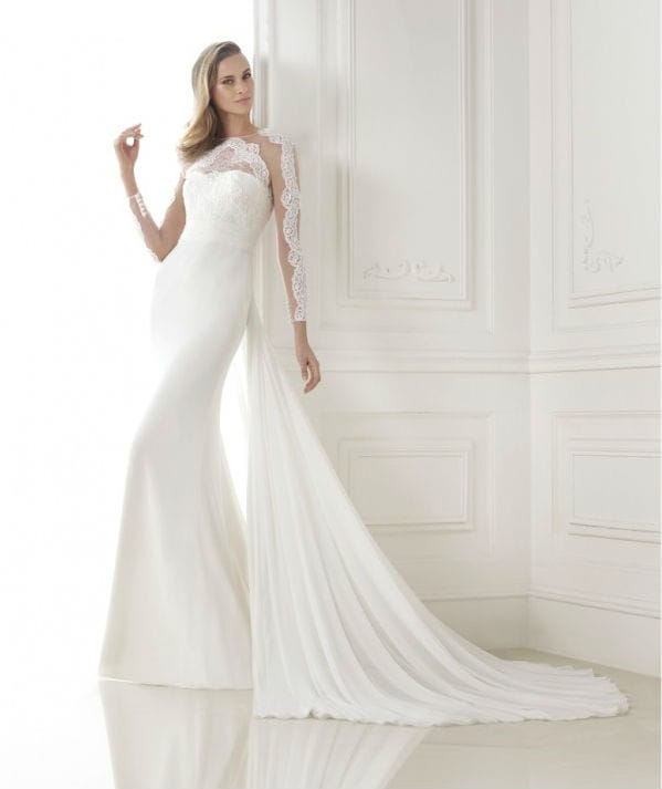 Biombo wedding dress