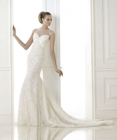 Brandir wedding dress