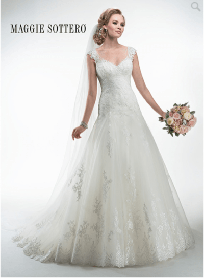 Briony wedding dress