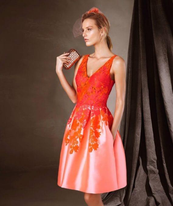 Capucine suknelė