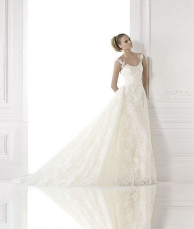 Constance wedding dress