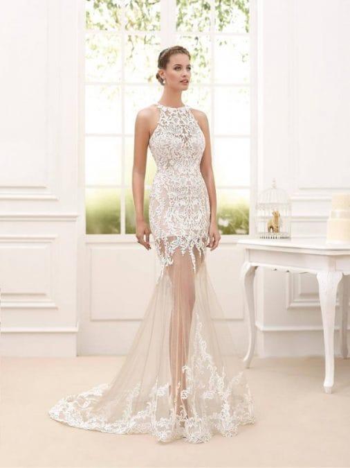 Corfu vestuvinė suknelė