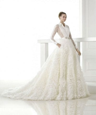 Cristina wedding dress