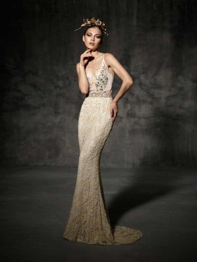 Dante wedding dress