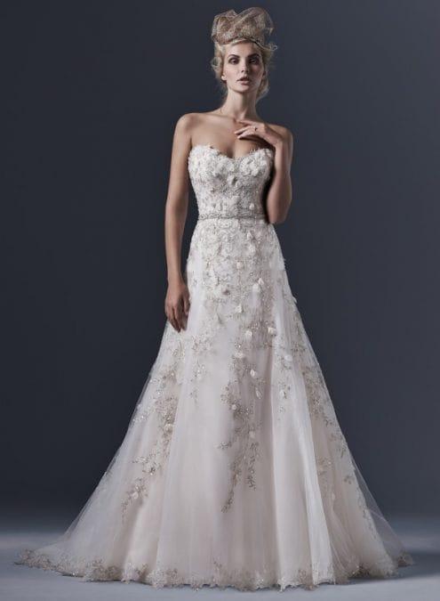Elita vestuvinė suknelė