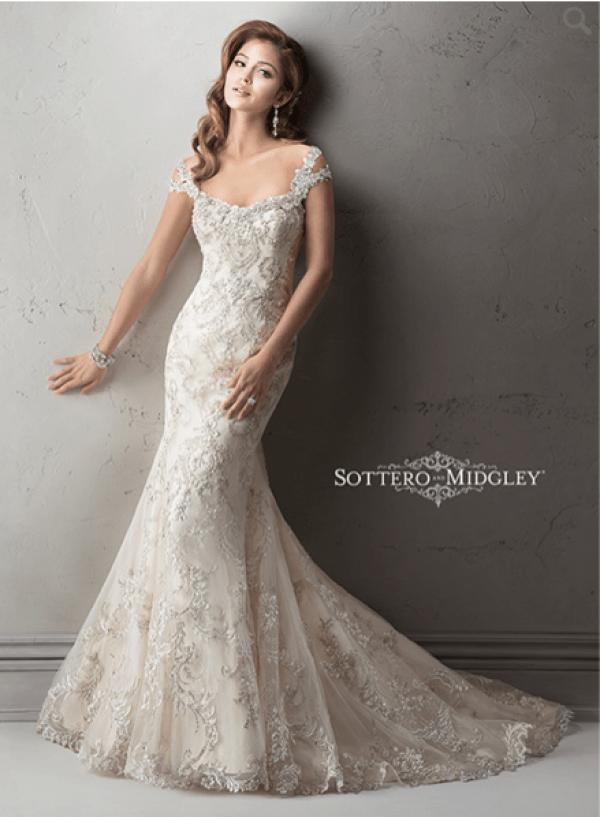 Etienne vestuvinė suknelė