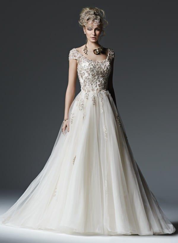 Evelyn vestuvinė suknelė