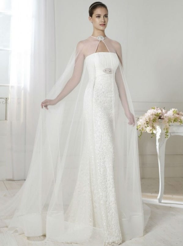 Fabiola wedding dress