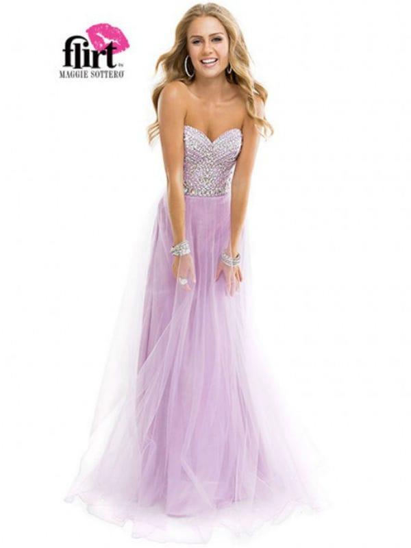 Evening dress Flirt 001
